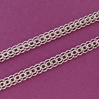 Венеция. Серебряная цепочка, 50 см, фото 1