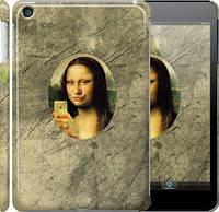 "Чехол на iPad mini 3 Мона Лиза с айфоном ""943c-54"""