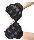 Армейские тактические перчатки для спецподразделений Half-Finger, фото 3