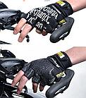 Тактические перчатки MECHANIX на полный палец, фото 2