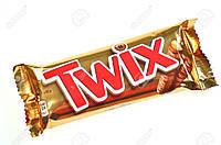 Шоколадный батончик Twix 55гр