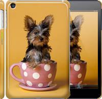 "Чехол на iPad mini 3 Йоркширский терьер в чашке ""927c-54"""