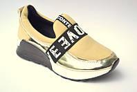 Подростковые модные кроссовки фирмы Yalike (разм. с 33 по 38)