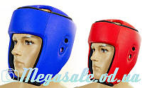 Шлем боксерский открытый Лев Lev 4293 (шлем для бокса): 3 цвета, S/M/L
