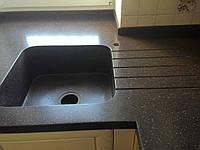 Изготовление моек с акрилового камня для кухни