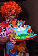 Программа «Веселые клоуны»- от 3 до 9 лет