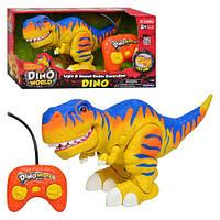 Робот-динозавр Эпоха Дино 13508 на радиоуправлении, свет, звук