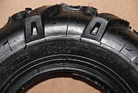 Резина на мотоблок 4.00-8 четырехслойная + камера