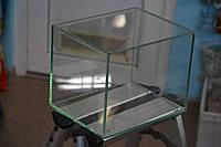 Нано аквариум с крышкой 10 л прямоугольный