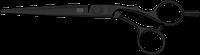 Ножницы супер эргономичные 6,5 KASHO Silver Black KSI-65OS DLC