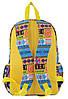 """Модный рюкзак из хлопковой ткани """"California"""" от компании  Yes, фото 2"""