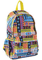 """Модный рюкзак из хлопковой ткани """"California"""" от компании  Yes"""