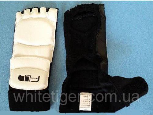 "Накладки для ног тэквандо - ""Белый Тигр"" в Одессе"