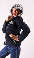 Женская куртка К-029 Синий