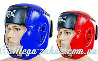 Шлем боксерский в мексиканском стиле Elast 6147 (шлем для бокса): 2 цвета, M/L/XL