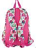 """Модный рюкзак из хлопковой ткани """"Elephant"""" от компании  Yes, фото 2"""