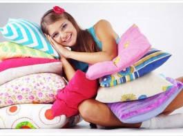 Властивості подушок.Або, як правильно вибрати подушку!