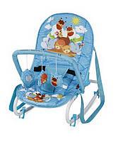 Детское кресло-качалка TOP RELAX  Blue Adventure