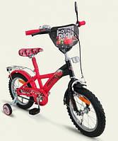 Детский 2-х колесный велосипед 14 дюймов 161402