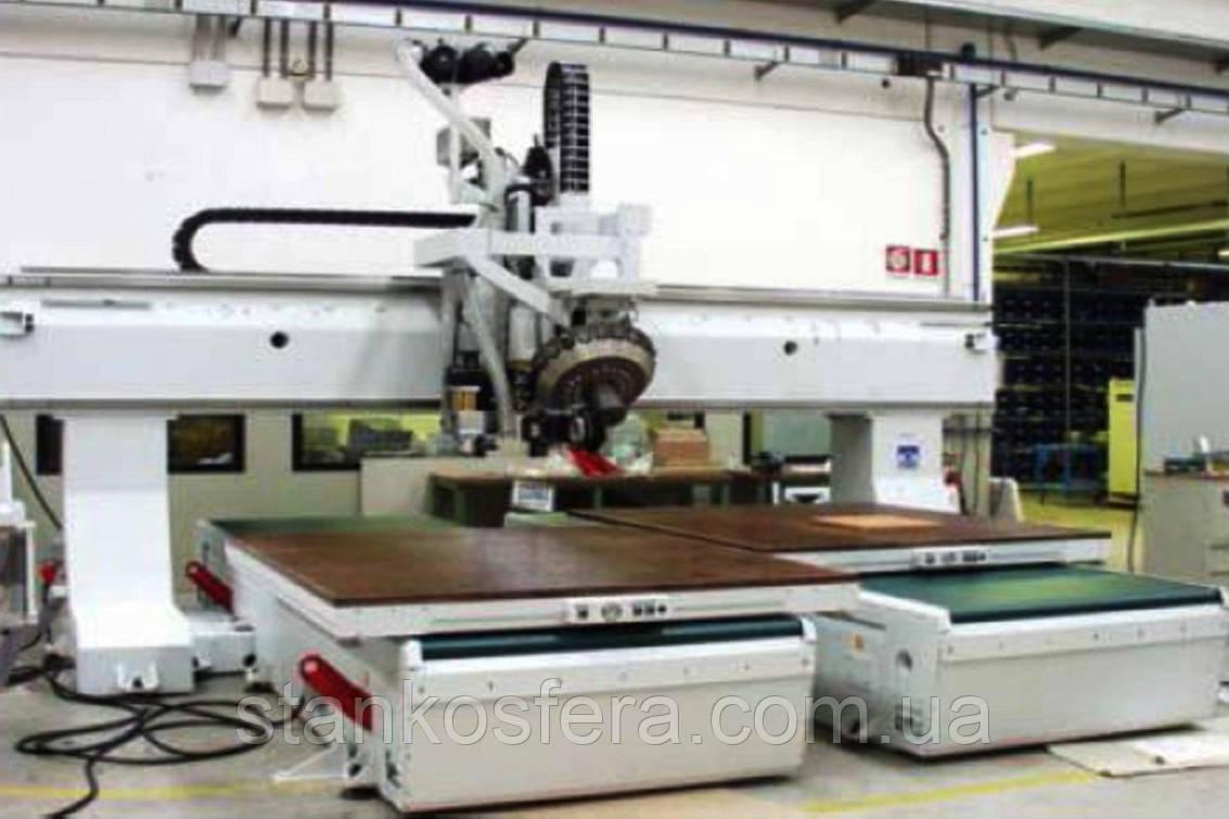 П'ятиосьовою оброблювальний центр б/в CMS Karat 2/6x5 PX5