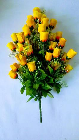 Искусственный букет роз, фото 2
