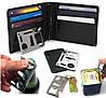 Кредитка мультитул (11 в 1) Нож - кредитная карта, фото 7