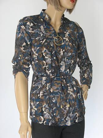 Шифонова блузка  Hot Wild , фото 2