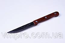 """Нож кухонный """"Рыбка"""",4"""",нож универсальный,19.5 см,ручка под дерево"""