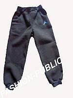 Спортивные штаны  jordan на флисе