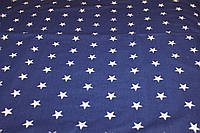 Звездочки на синем (20 мм) , фото 1