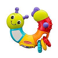 Розвиваюча іграшка Гусінь Infantino