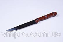 """Нож кухонный """"Рыбка"""",5"""",нож универсальный,22 см,ручка под дерево"""
