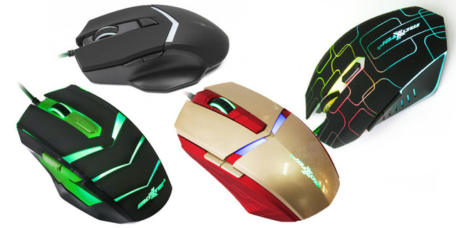 Maxxter Game Mouse