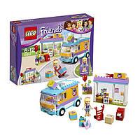 Конструктор Лего Френдс служба доставки подарков в Хартлейке (41310)