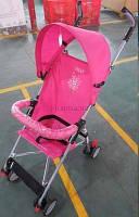 Прогулочная коляска-трость Baby TILLY Summer BT-SB-0005A (розовая)