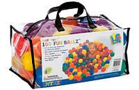 Набор мячей для сухого бассейна диаметр 6.5 см Intex 49602