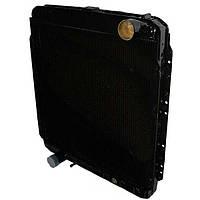 Радиатор водяной ремонт КамАЗ-54115 (3-х рядн.) (дв. Cummins ISBe 285л.с.) CuproBraze (ШААЗ)