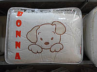 Детское белье в кроватку для новорожденных Bonna с вышивкой