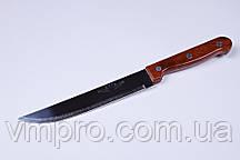 """Нож кухонный """"Рыбка"""",7"""",нож универсальный,29 см,ручка под дерево"""