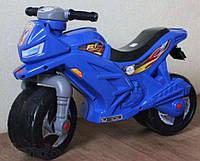 Каталка мотоцикл Орион 501 Blue