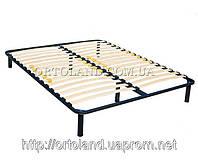 Двухспальный металлический каркас для кровати XXL 1900*1600 ORTOLAND