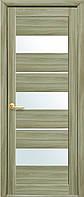 Межкомнатные двери Новый Стиль Лилу ПО (стекло сатин)