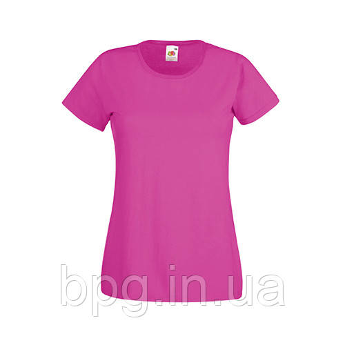Женская футболка FOL Lady Fit Valueveight