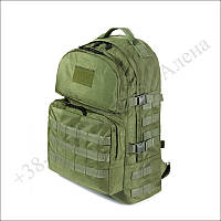 Тактический рюкзак 40 литров олива для военных, армии, туризма кордура