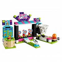 Конструктор Лего Френдс парк развлечений: игровые автоматы (41127)
