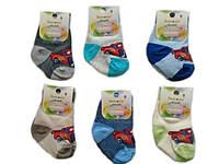 Носочки детские  для новорожденных (мальчик)