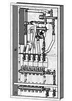 Квартирная станция децентрализованного отопления и ГВС LogoComfort для применения в 4-х проводных сист Meibes