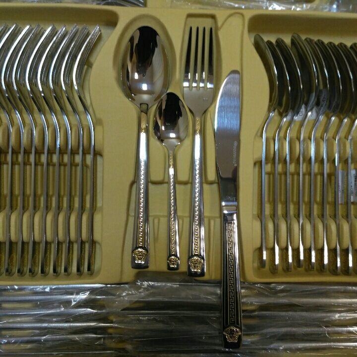 Столовый набор Hoffburg HB 7757 G 72 предмета