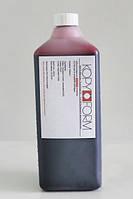 Чернила пищевые цветные Kopy Form цвет красный Red 1000 мл