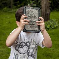 Сyвeнир Пин арт Гвоздики 3D, экспресс-скульптор Гвозди ART-PIN,  маленькие